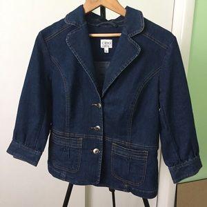 Cleo petite denim jacket